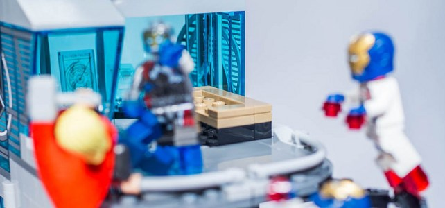 REVIEW LEGO 76038 – Marvel – Attack On Avengers Tower