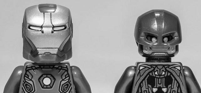 REVIEW LEGO 76029 – Marvel – Iron Man vs Ultron
