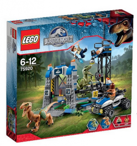 LEGO Jurassic World Raptor Escape (75920)