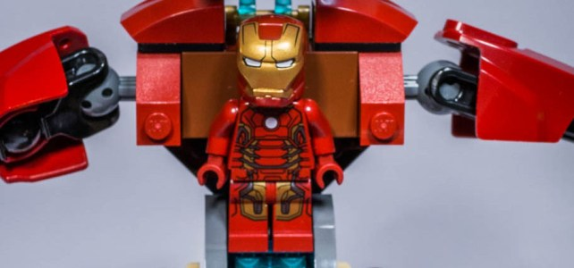 REVIEW LEGO 76031 – Marvel – The Hulk Buster Smash