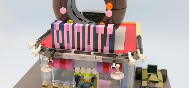 LEGO donuts 1