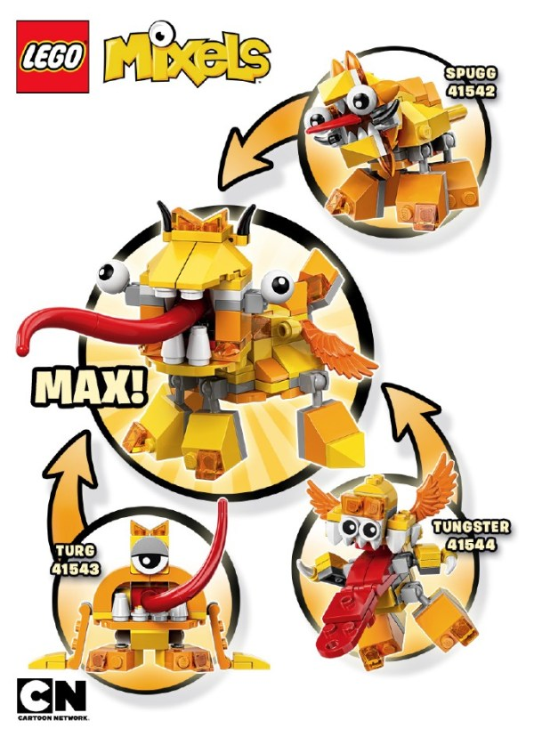 Mixels serie 5 Frosticons