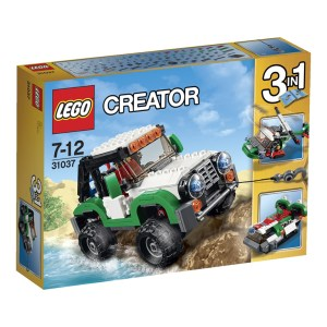 LEGO Creator Adventure Vehicles (31037)