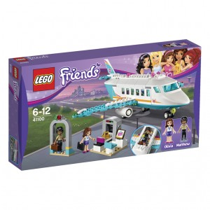 LEGO Friends Heartlake Private Jet (41100)