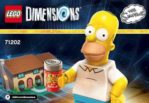 LEGO Dimensions The Simpsons