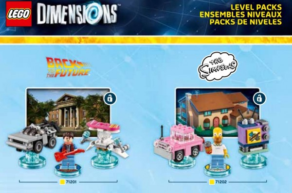 LEGO Dimensions Pack 3
