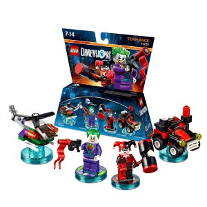 Team pack DC Comics The Joker and Harley Quinn (71229)