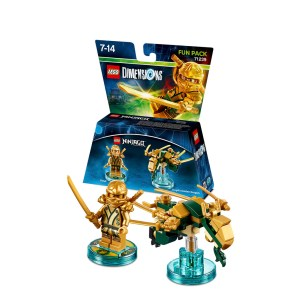Fun pack DC Ninjago Lloyd (71239)
