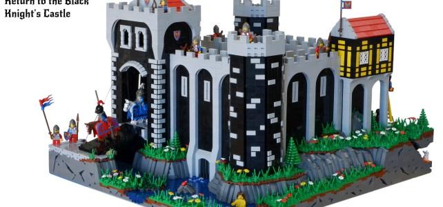 Black Knight's Castle 6086 remake