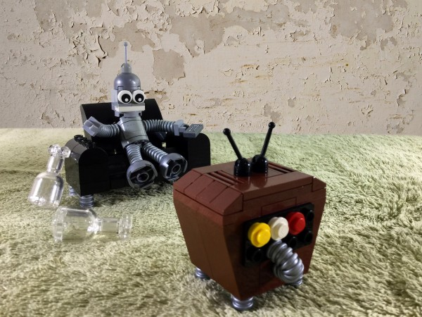 LEGO - A Saturday Bender