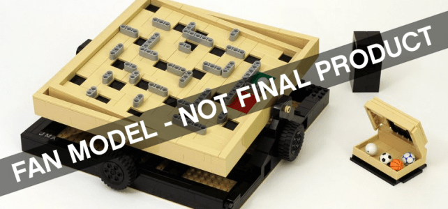Prochain set LEGO Ideas #013 : Labyrinth Marble Maze