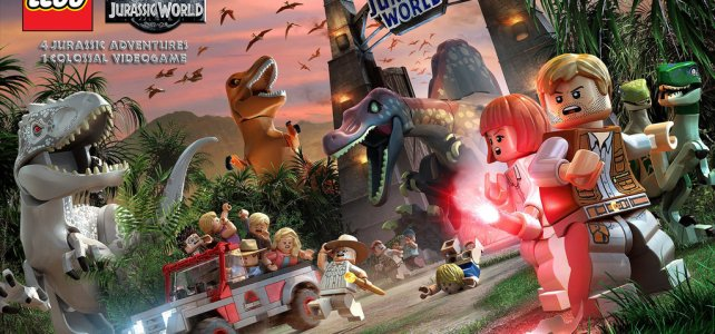 Nouveau trailer LEGO Jurassic World