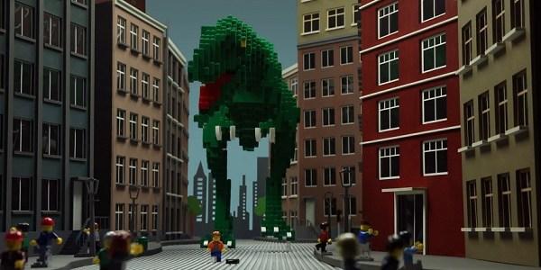 Court métrage LEGO : impressionnant !