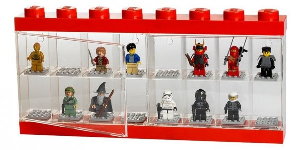 LEGO vitrine stand minifigs 3