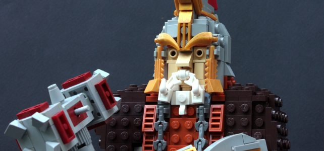 LEGO Dain II Ironfoot