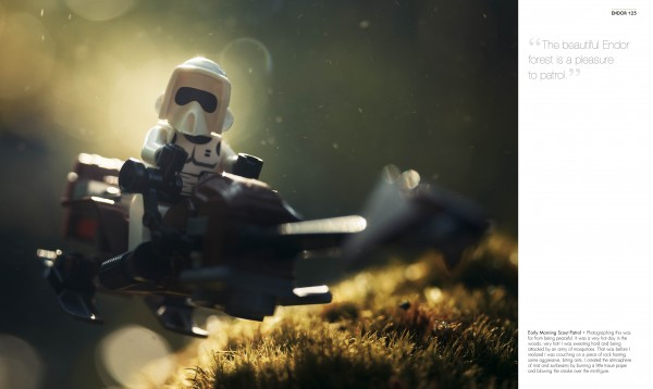 LEGO Star Wars : Small Scenes from a Big Galaxy preview 124-5