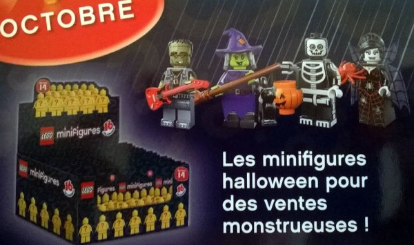 LEGO Collectible Minifigures Series 14 71010 Monsters