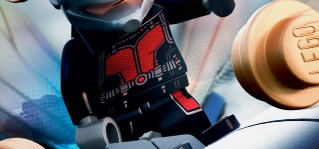 Poster LEGO Ant Man