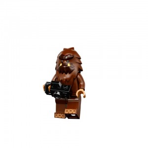LEGO Collectible Minifigures Series 14 Monsters (71011) Square Foot