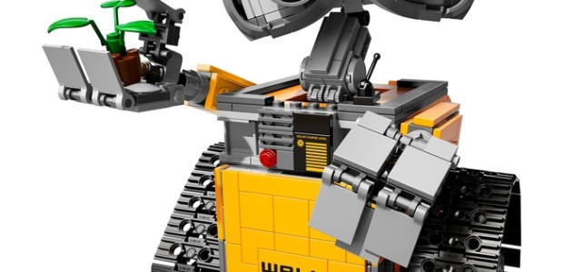 LEGO Ideas #011 WALL•E (21303) 01