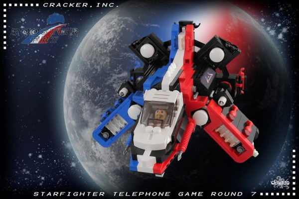 Starfighter Telephone Game France