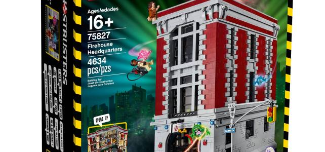 75827 Ghostbusters Firehouse Headquarters (1)