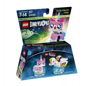 LEGO Dimensions 71231 The LEGO Movie Unikitty Fun Pack
