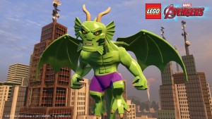 LEGO Marvel's Avengers Video Game - Fin Fang Foom