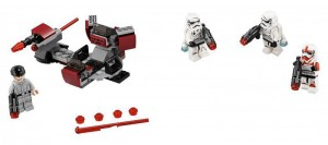 LEGO Star Wars Battlefront 75134 Galactic Empire Battle Pack