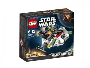 LEGO Star Wars Microfighters 75127 The Ghost box