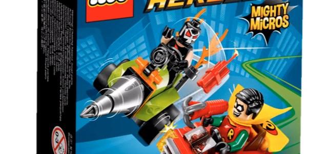 LEGO Mighty Micros 76062