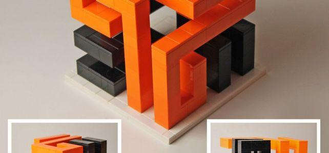 LEGO Snake Cuboids 3