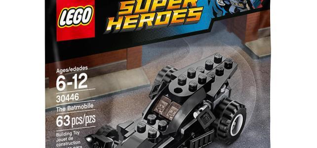 Polybag DC Comics 30446 The Batmobile