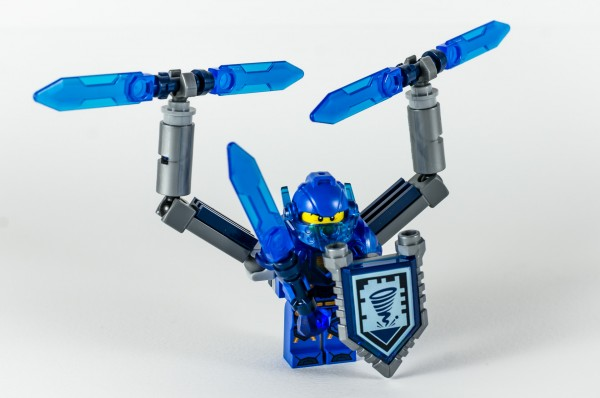 Review LEGO Nexo Knights 70330 Ultimate Clay_13