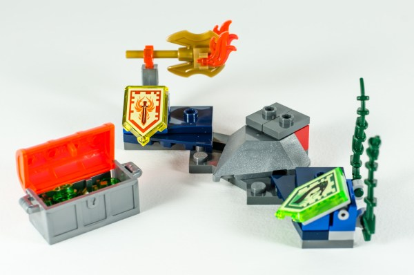 Review LEGO Nexo Knights 70331 Ultimate Macy_20
