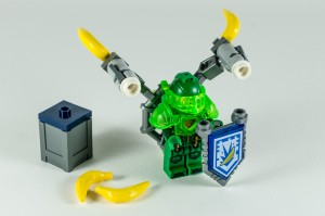 Review LEGO Nexo Knights 70332 Ultimate Aaron 21