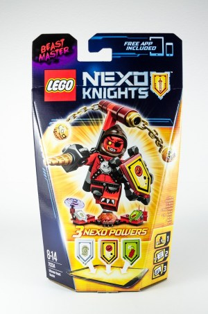 Review LEGO Nexo Knights 70334 Ultimate Beastmaster 01