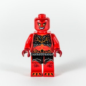 Review LEGO Nexo Knights 70335 Ultimate Lavaria 04