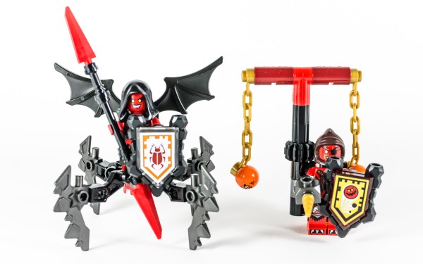 Review LEGO Nexo Knights Ultimate Villains