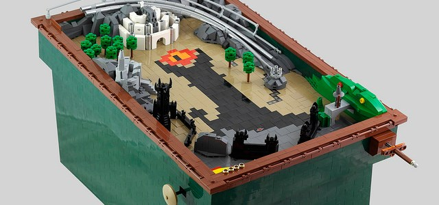 Flipper LEGO Lord of the Rings