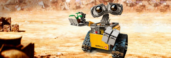 REVIEW LEGO 21303 Wall-E