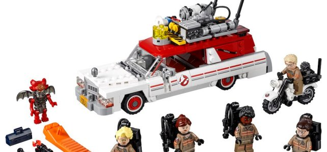 LEGO 75828 Ghostbusters