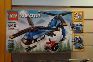 LEGO Creator 31049 Twin Spin Helicopter 1