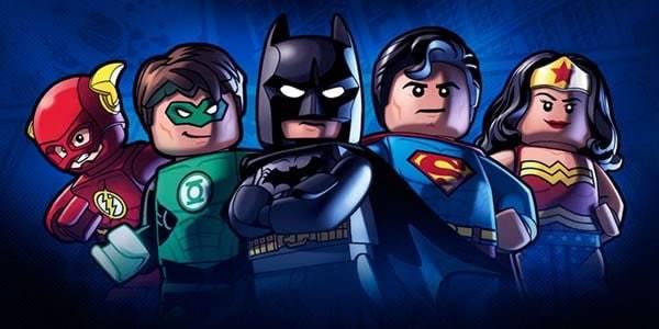 LEGO DC Comics