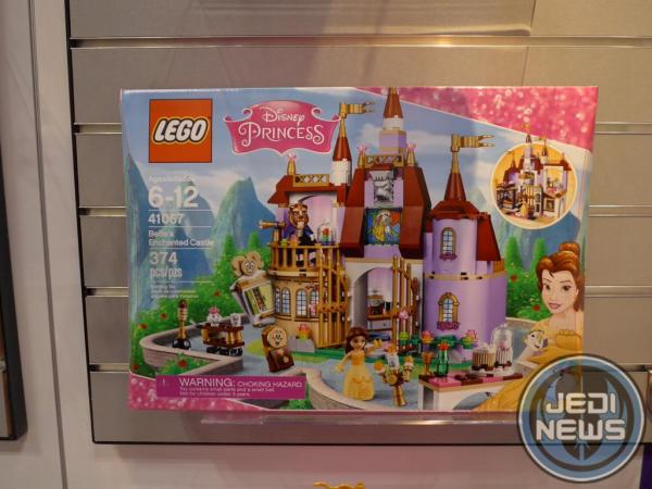 LEGO Disney Princess 2016 41067 Belle's Enchanted Castle