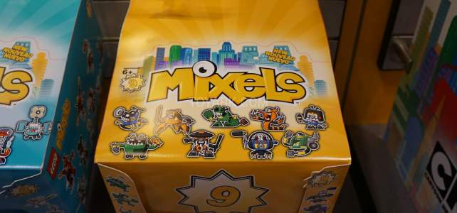 New York Toy Fair : nouveautés LEGO Mixels 2016