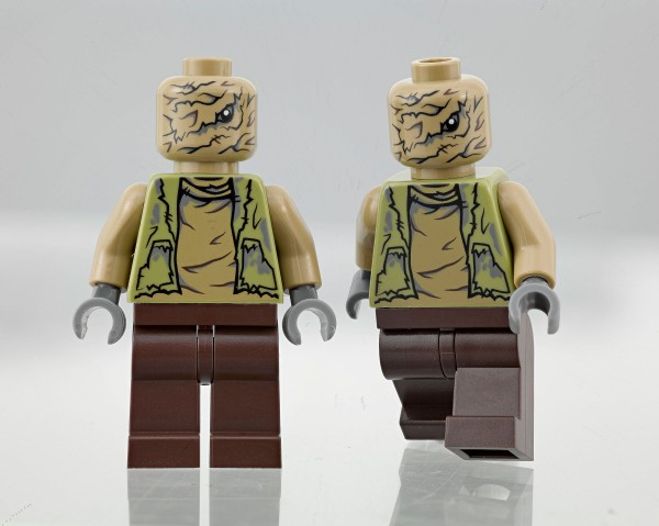 LEGO Star Wars Chronicles of the Force minifig