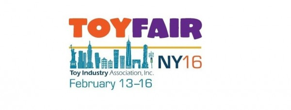 New York Toy Fair 2016
