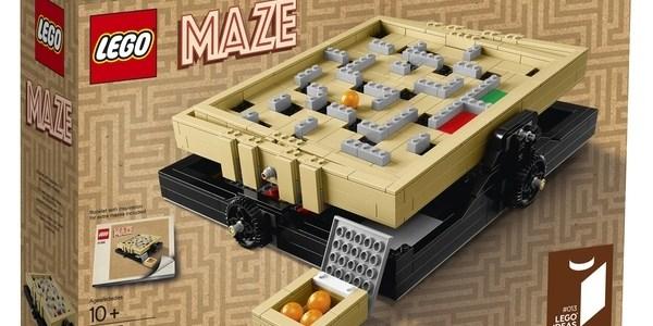 LEGO Ideas 21305 Maze