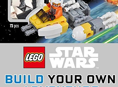 LEGO Star Wars Build Your Own Adventure Microfighter Y-Wing